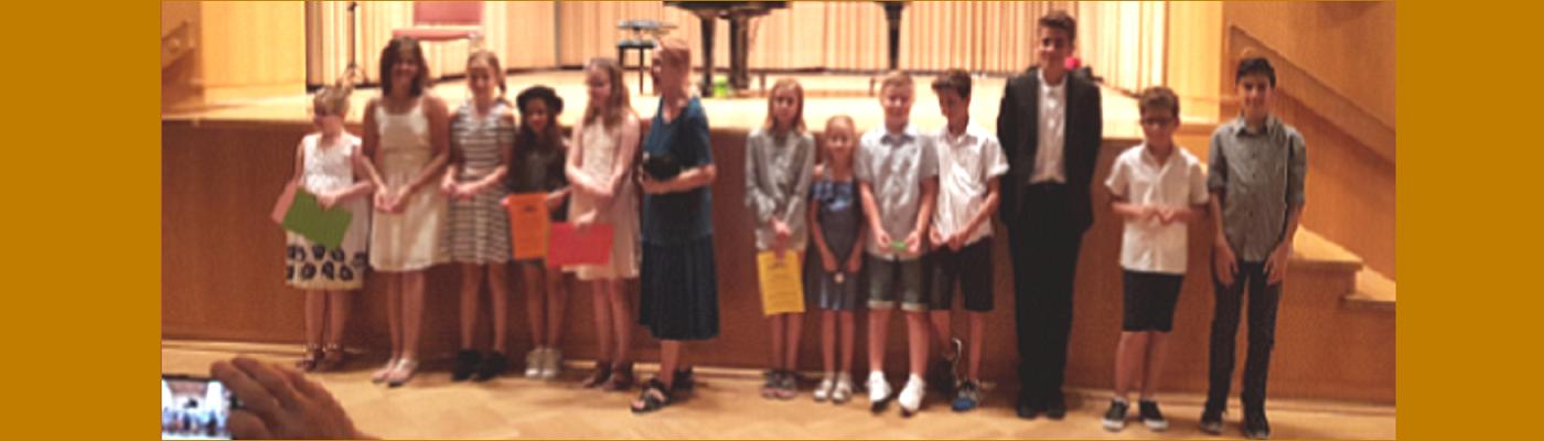 Kinder- und Jugend Sonderkonzert